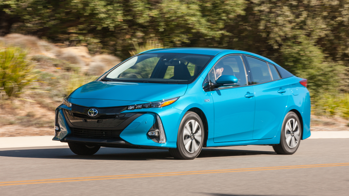 72 The Best 2020 Toyota Prius Reviews