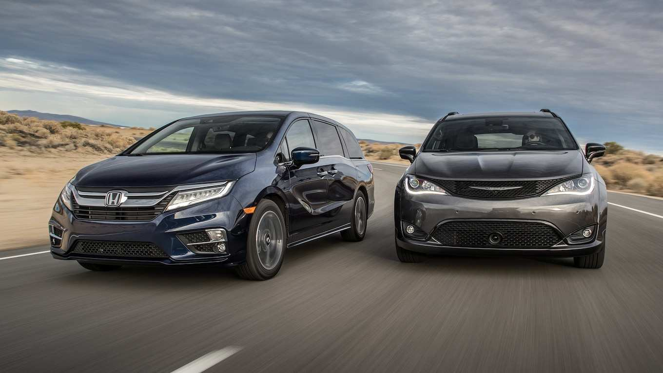 72 The Best Honda Odyssey 2019 Vs 2020 Configurations