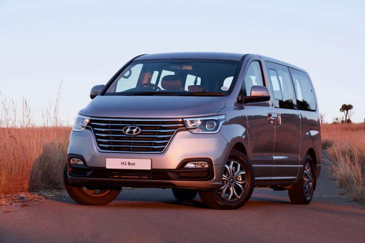 72 The Best Hyundai Bus 2020 Performance And New Engine