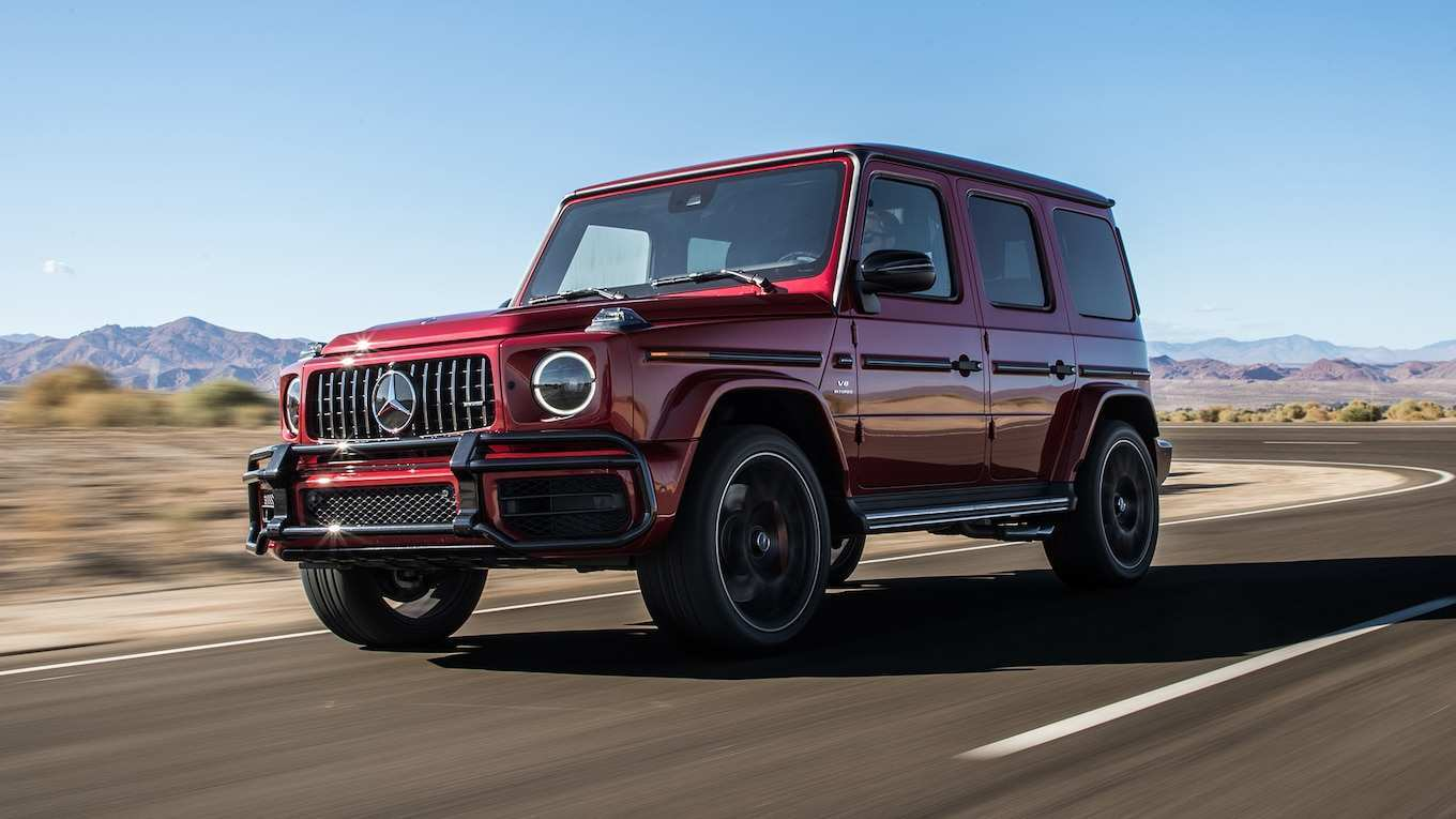 72 The Best Mercedes 2019 G Wagon Concept
