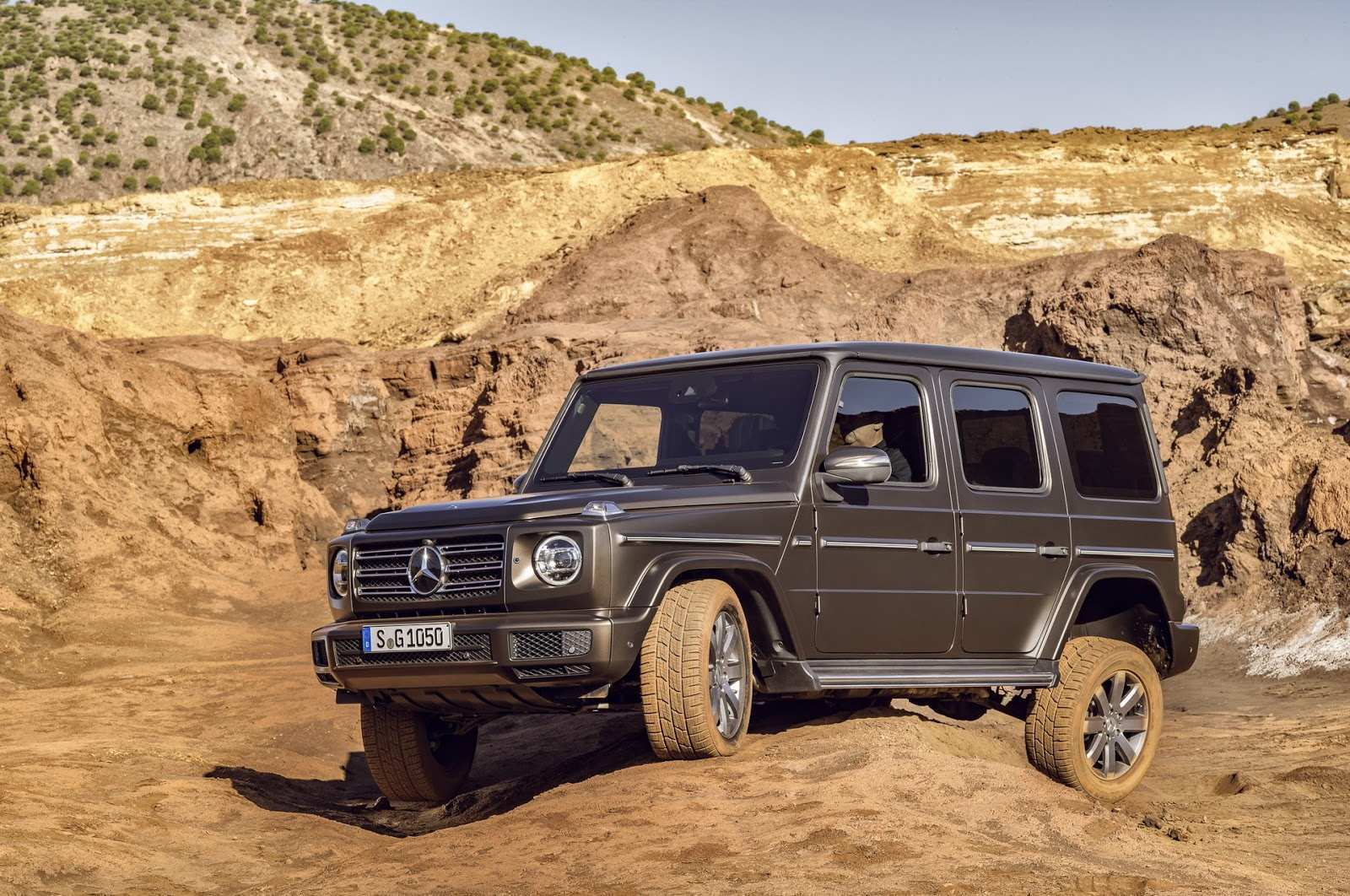 72 The Best Mercedes 2019 G Wagon Review
