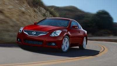 72 The Best Nissan Altima Coupe 2020 New Concept