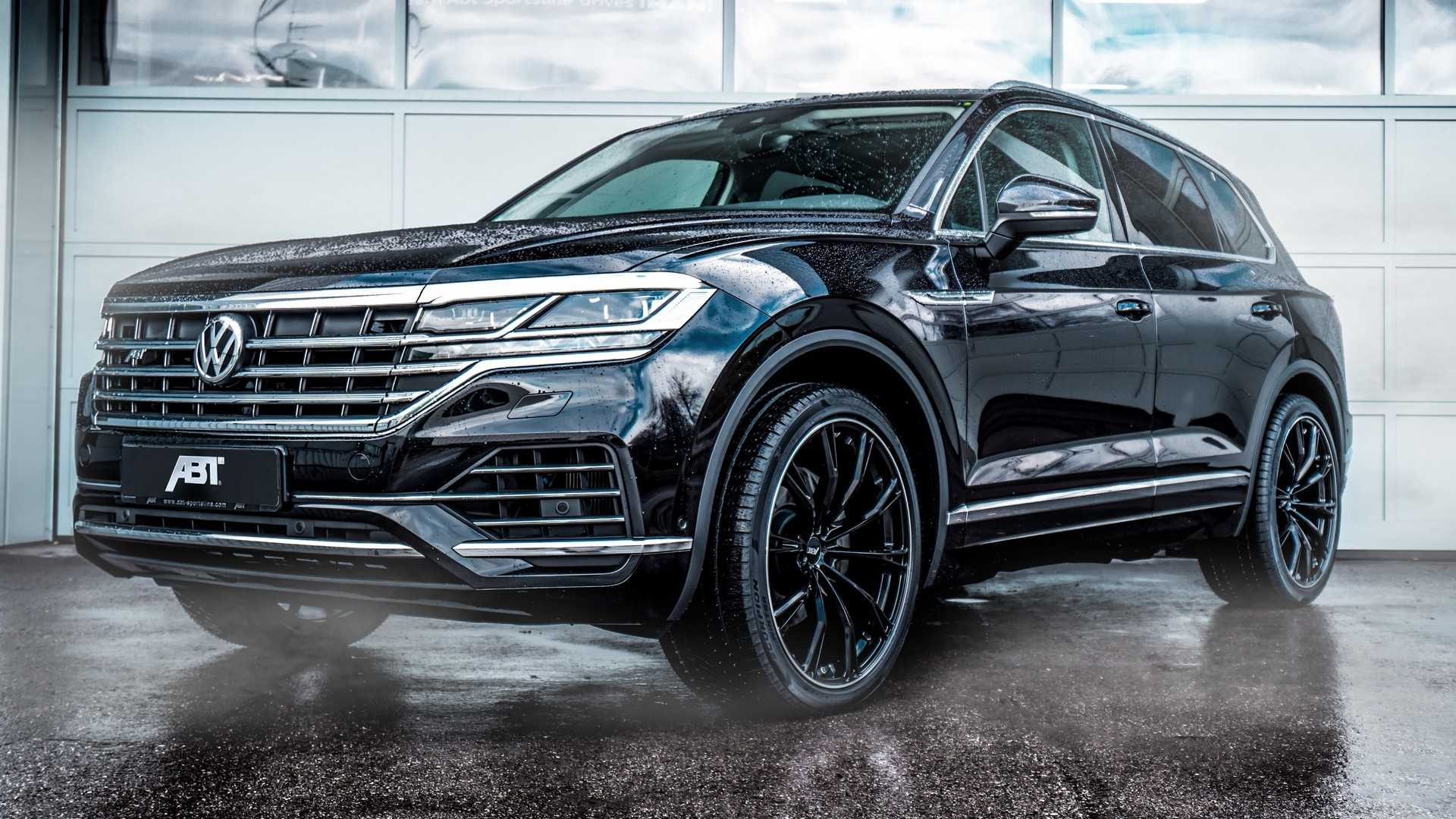 72 The Best Touareg Vw 2019 Overview