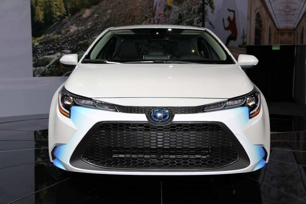 72 The Best Toyota Corolla Hybrid 2020 Overview