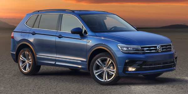 72 The Best Volkswagen 2019 Colombia Exterior