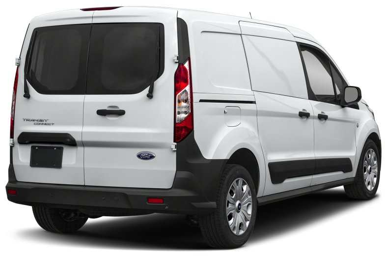 72 The Ford Transit Connect 2020 Spy Shoot