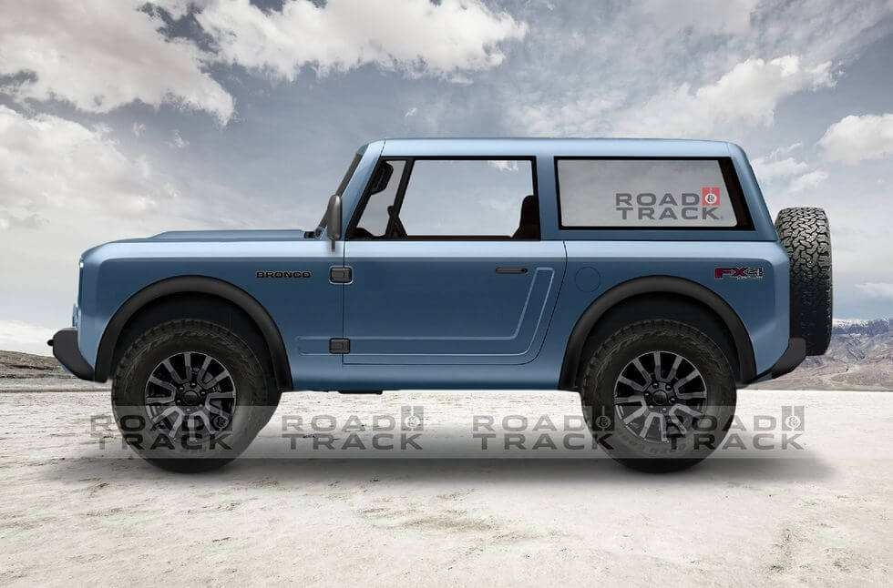 72 The How Much Will The 2020 Ford Bronco Cost Redesign