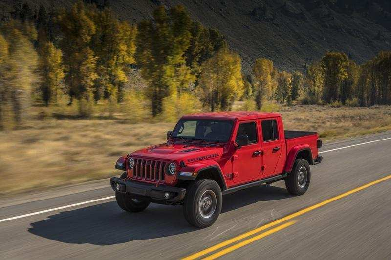 72 The Jeep Commander Truck 2020 Overview
