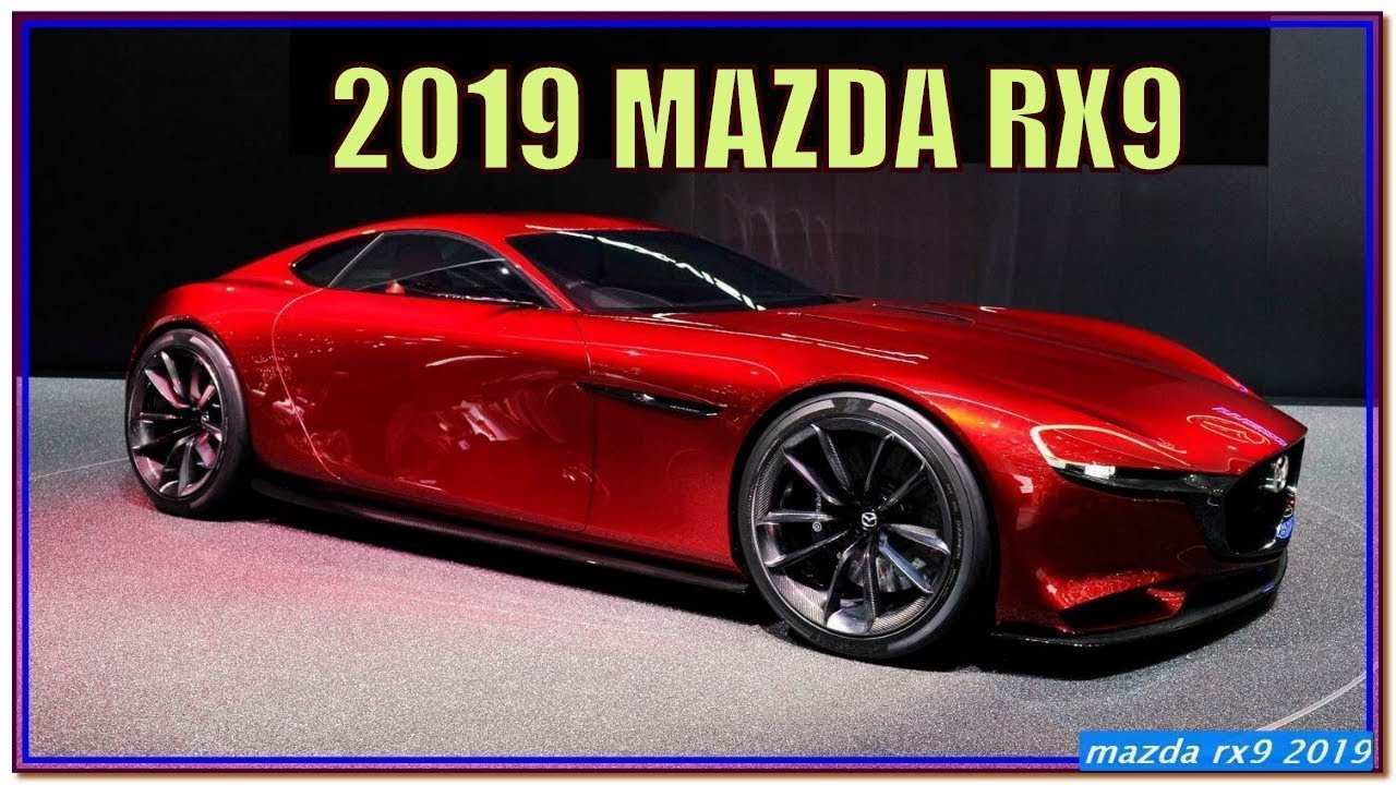72 The Mazda 2019 Rx9 Price Design And Review