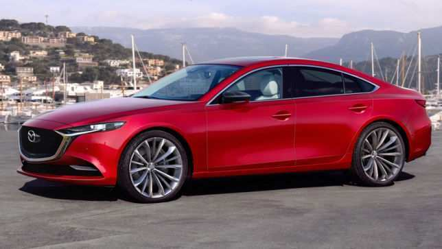 72 The Mazda 6 Kombi 2020 Research New