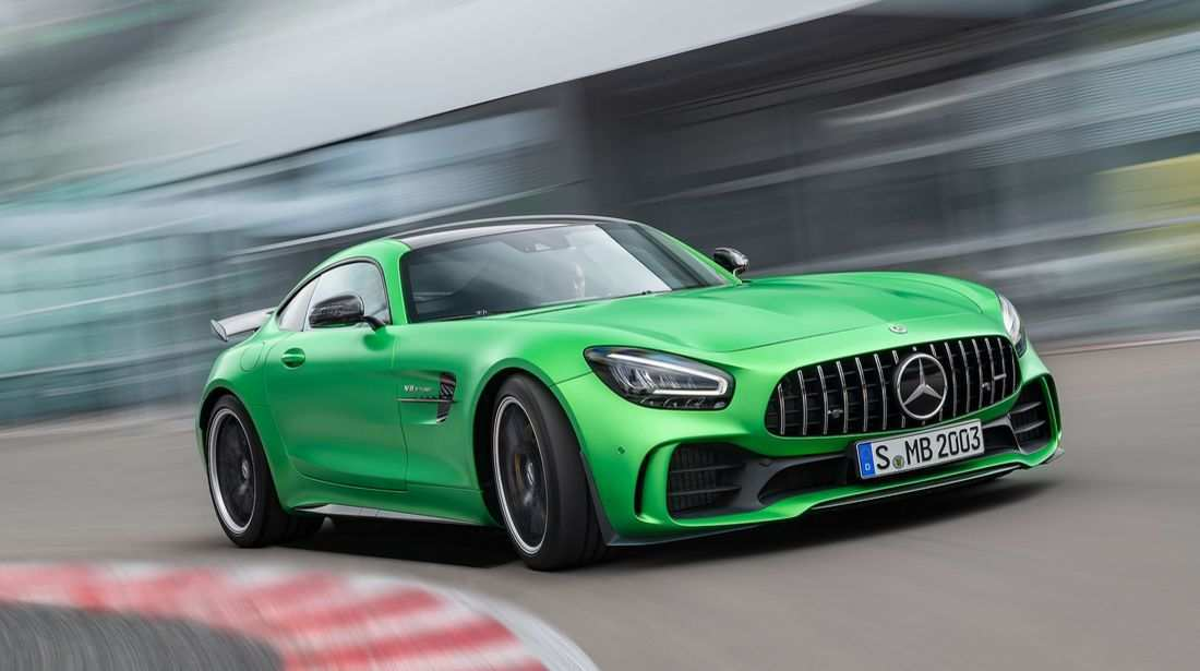 72 The Mercedes 2019 Amg Gt Performance