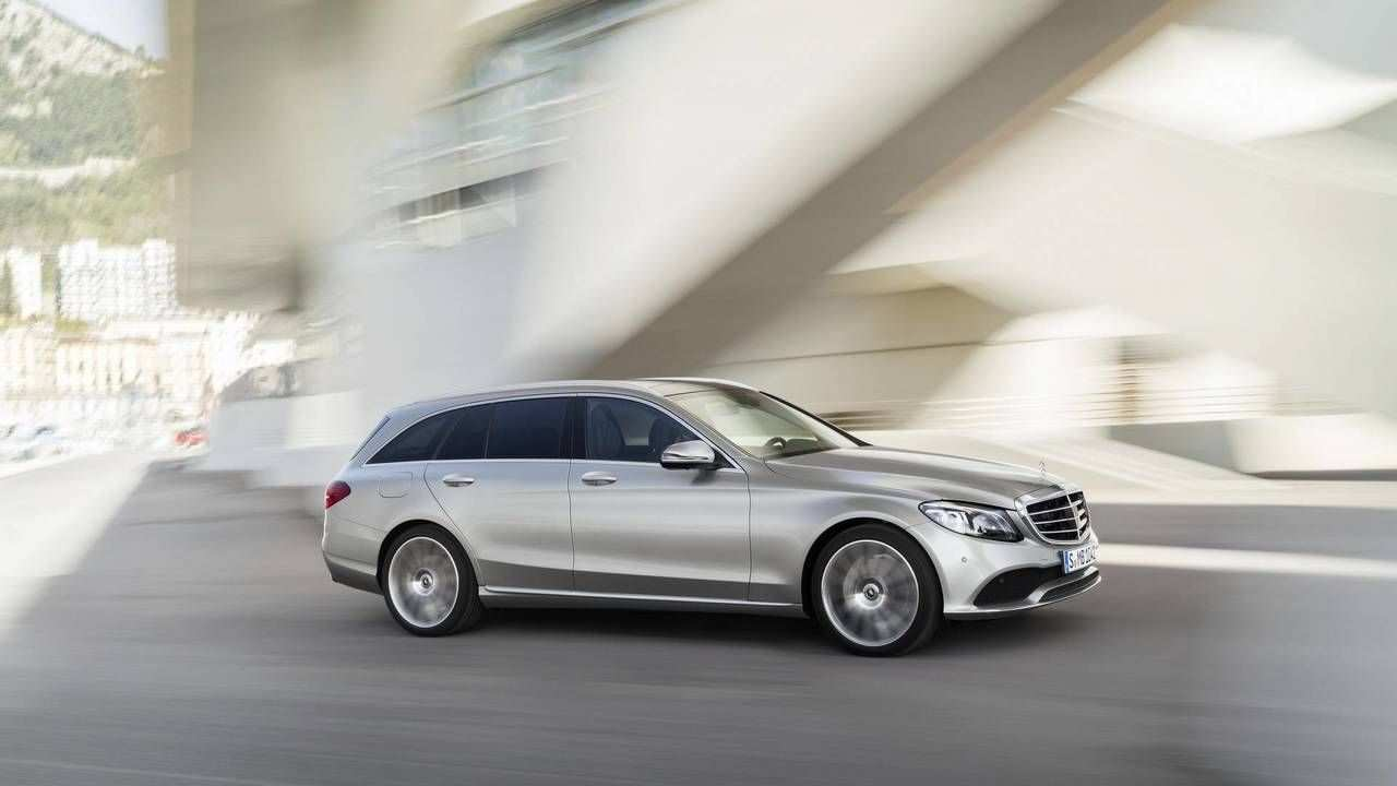 72 The Mercedes 2019 Wagon Overview