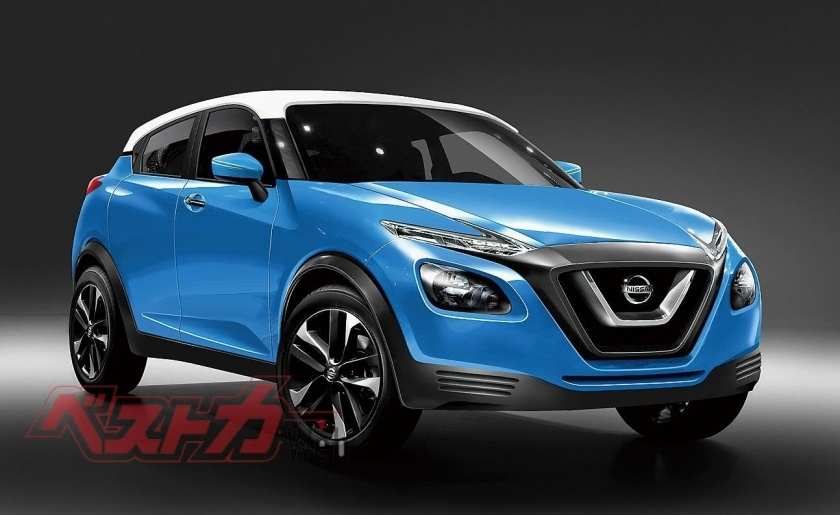 72 The Nissan Juke 2019 Release Date Price And Release Date