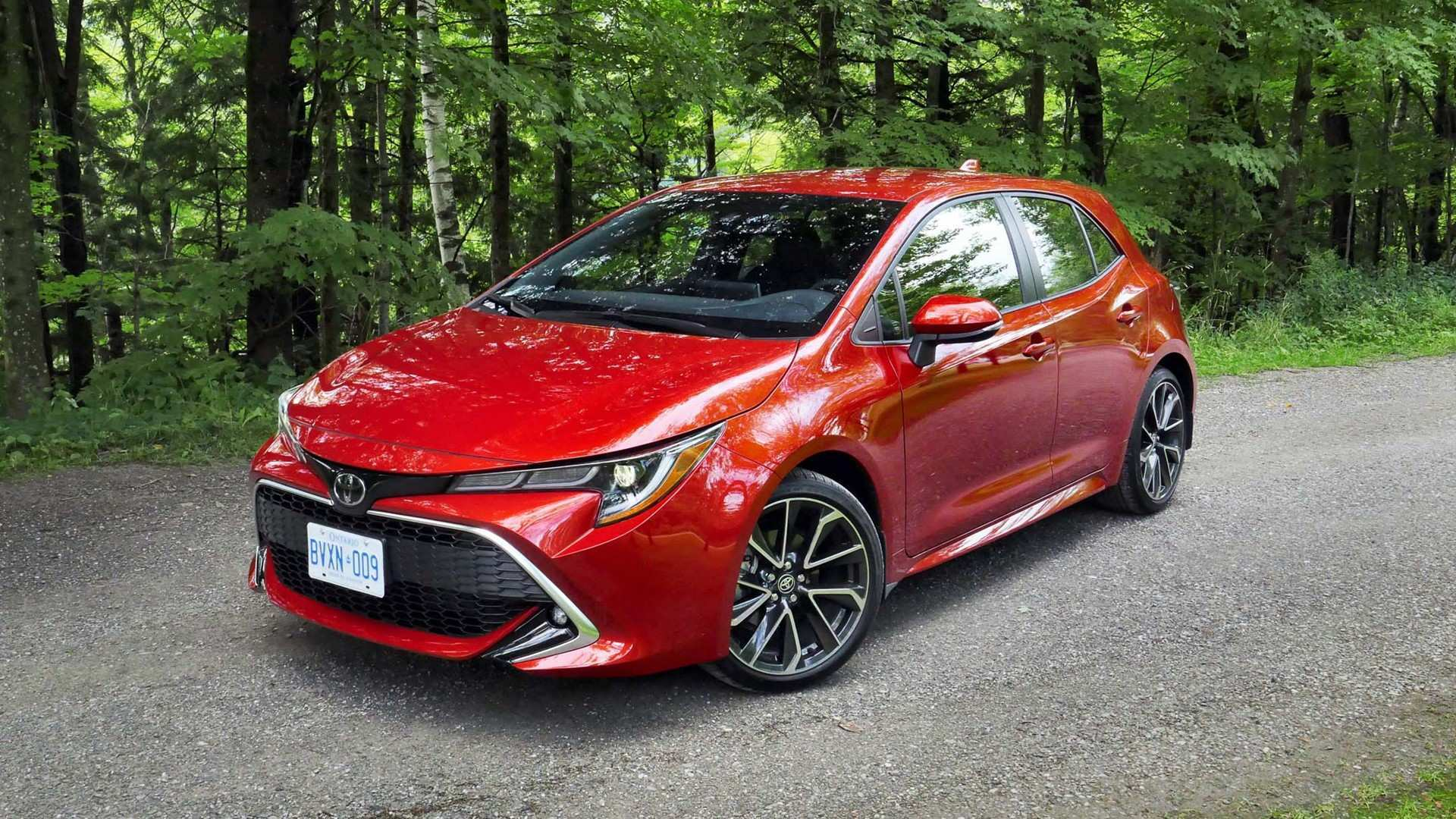 72 The Toyota Hatchback 2019 Redesign And Concept