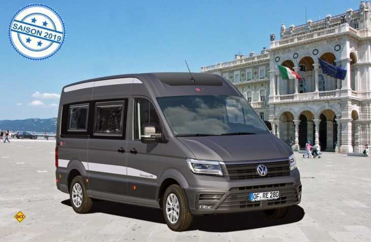 72 The Volkswagen Crafter 2019 Configurations
