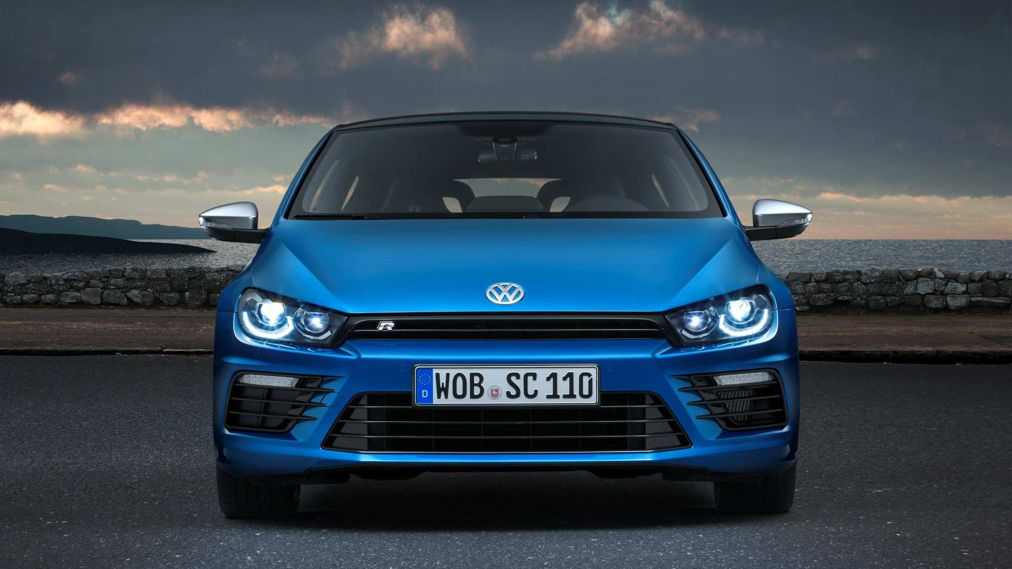 72 The Vw Scirocco 2019 Redesign And Concept