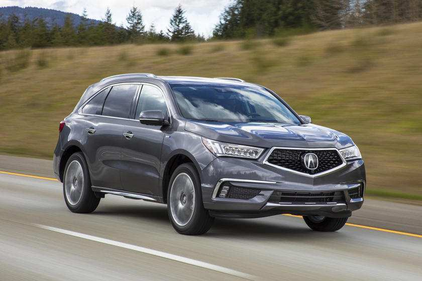 73 A 2019 Acura MDX Hybrid Specs And Review