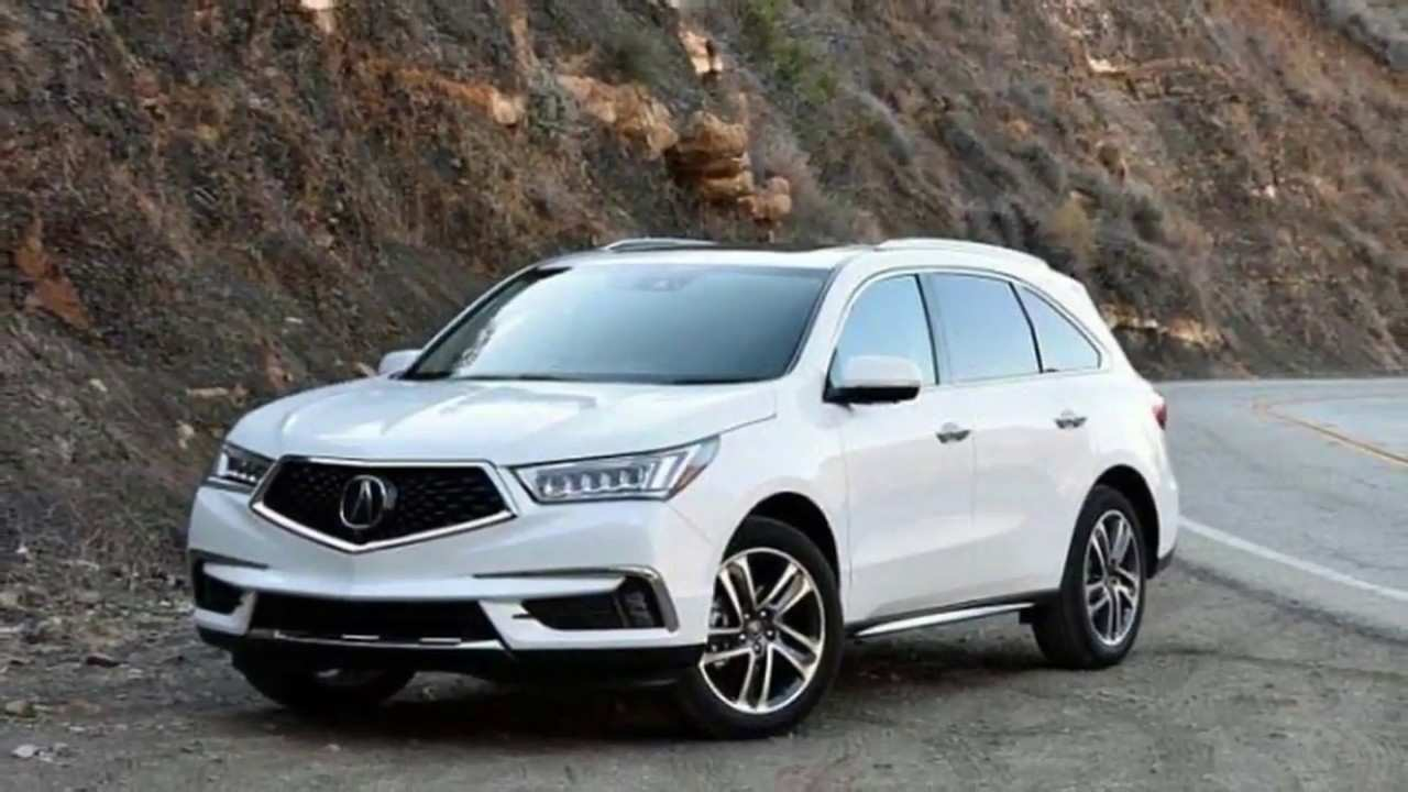 73 A 2019 Acura Mdx Rumors Images