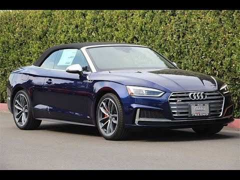 73 A 2019 Audi S5 Cabriolet Review And Release Date