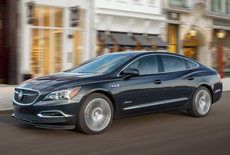 73 A 2019 Buick LaCrosses Performance And New Engine