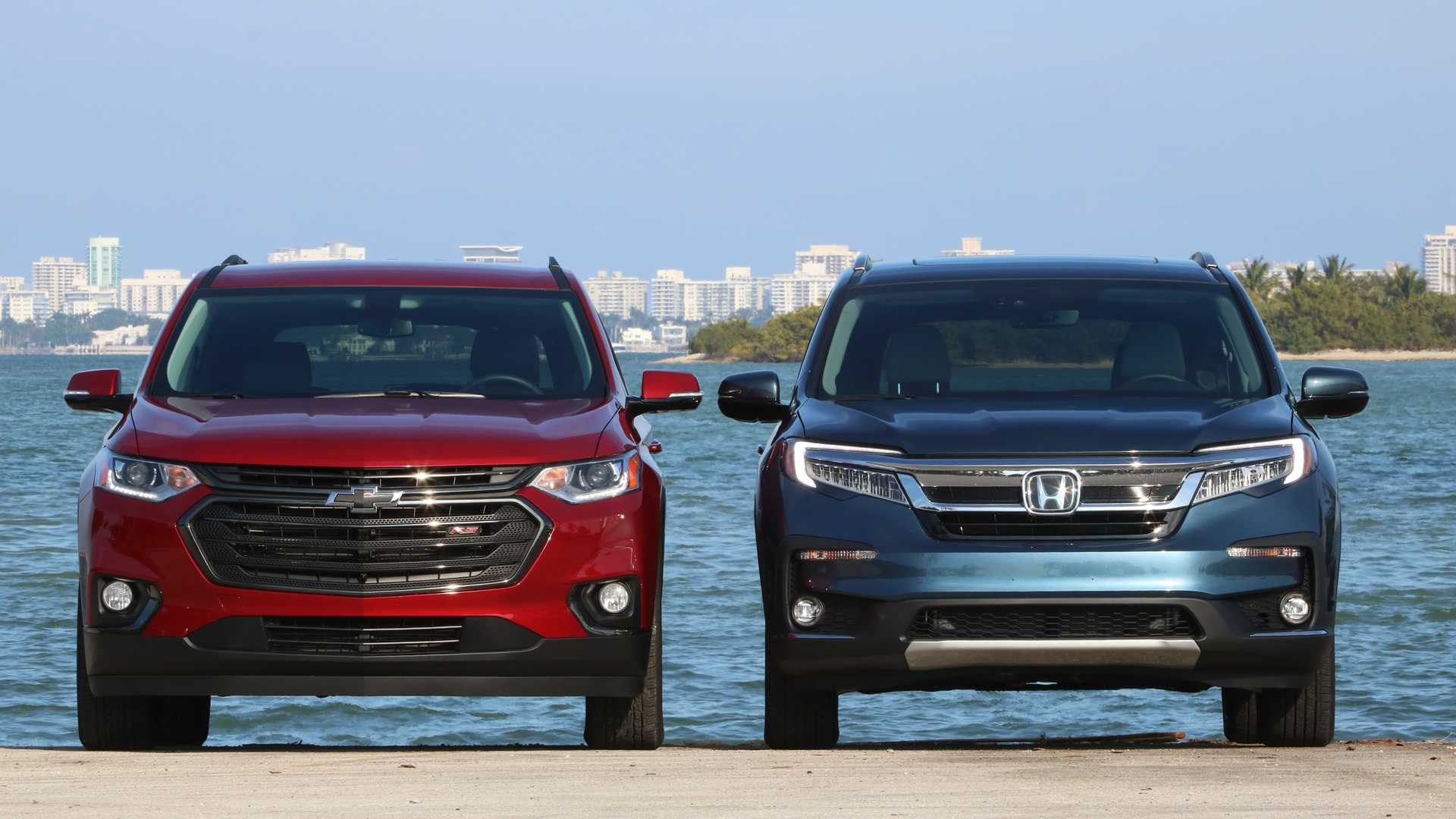 73 A 2019 Chevrolet Traverses Research New