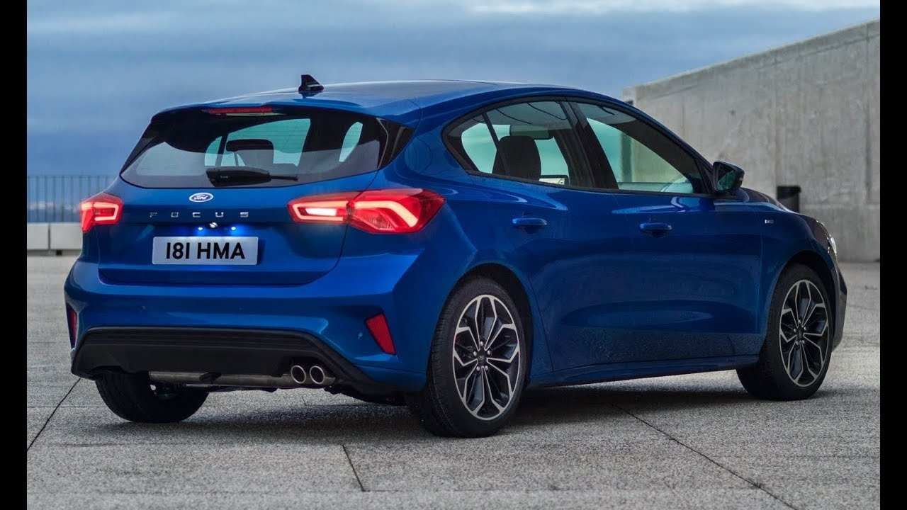 73 A 2019 Ford Fiesta St Rs First Drive