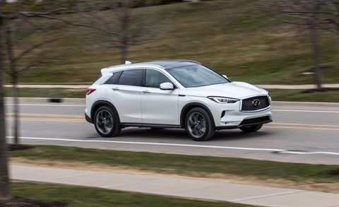 73 A 2019 Infiniti Qx50 First Drive Concept And Review