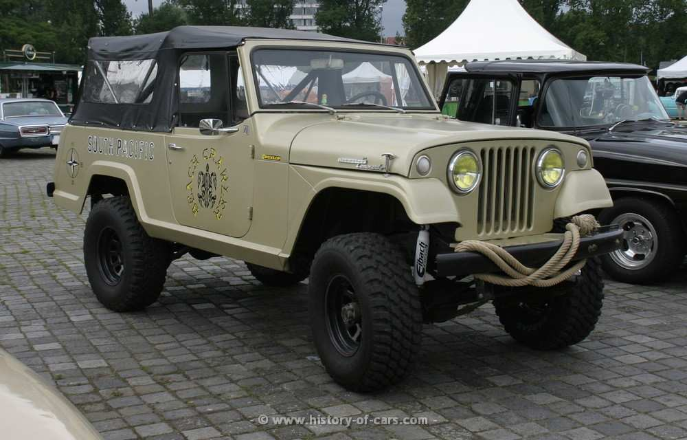 73 A 2019 Jeep Jeepster Release