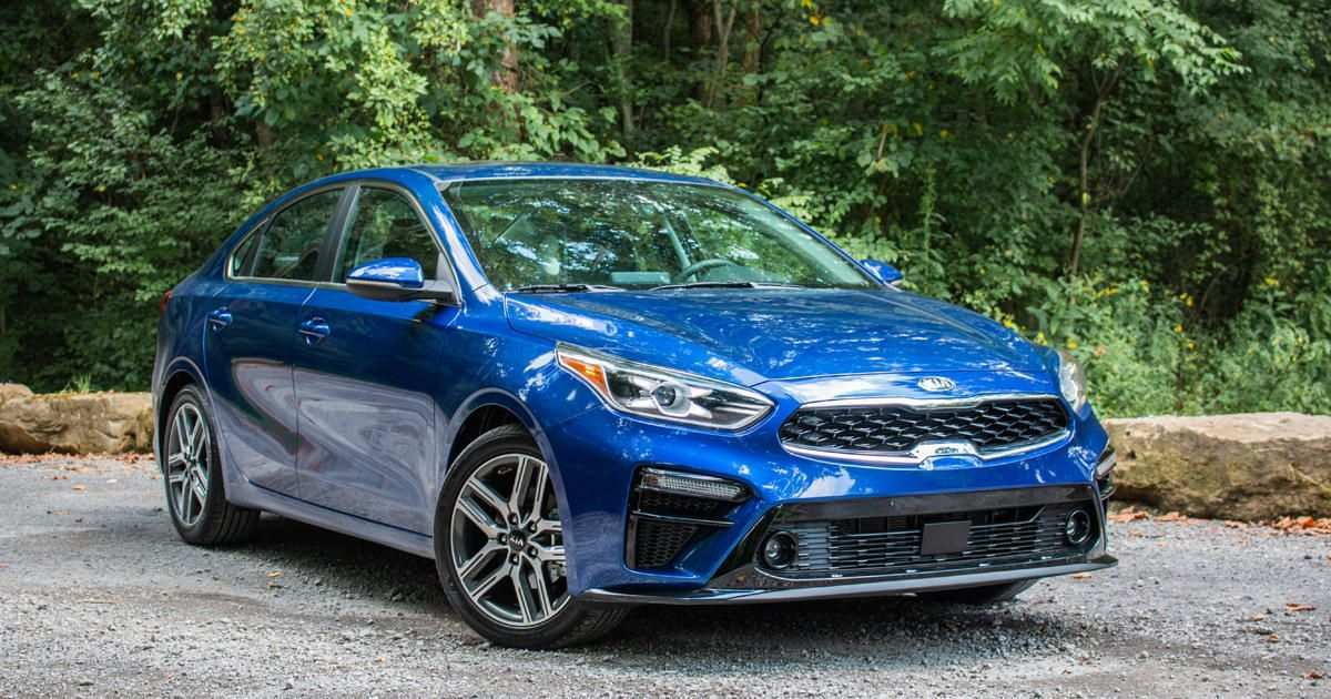 73 A 2019 Kia Forte5 Hatchback Review And Release Date