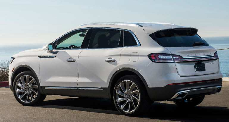73 A 2019 Lincoln MKX New Concept
