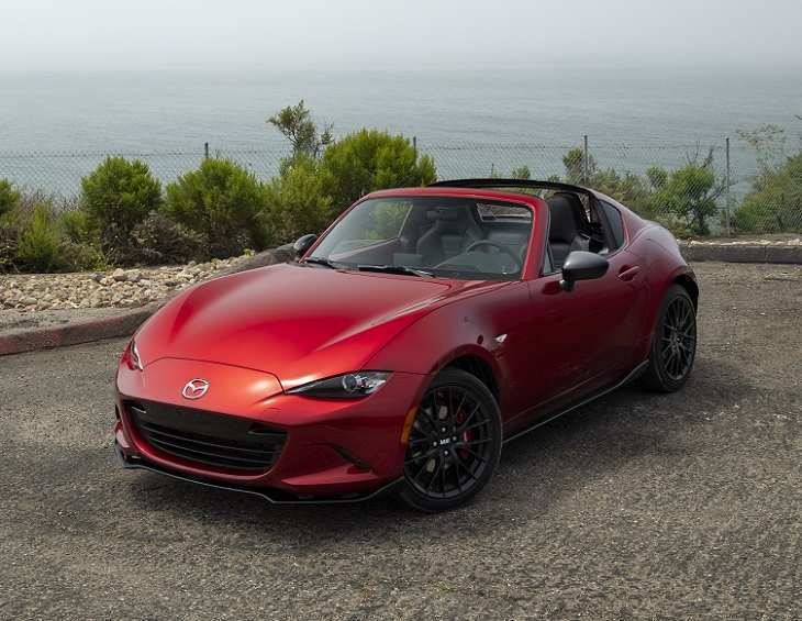 73 A 2019 Mazda MX 5 Miata New Model And Performance