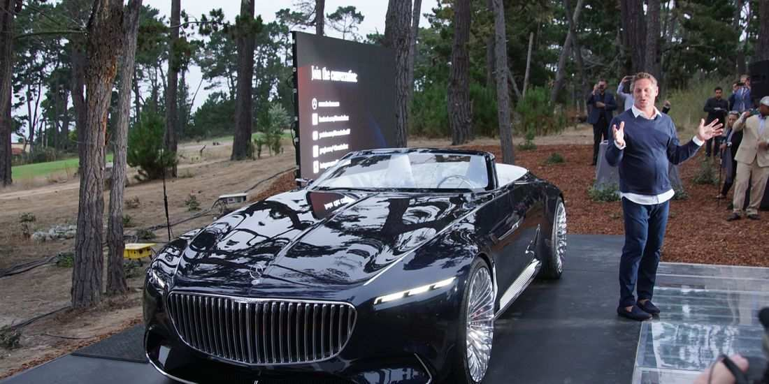 73 A 2019 Mercedes Maybach 6 Cabriolet Price Concept And Review