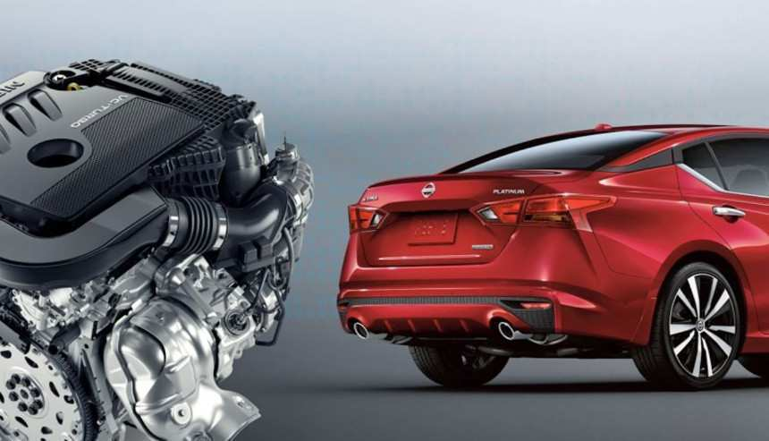 73 A 2019 Nissan Altima Engine Performance And New Engine