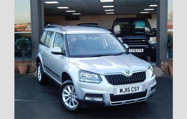 73 A 2019 Skoda Yeti Spesification