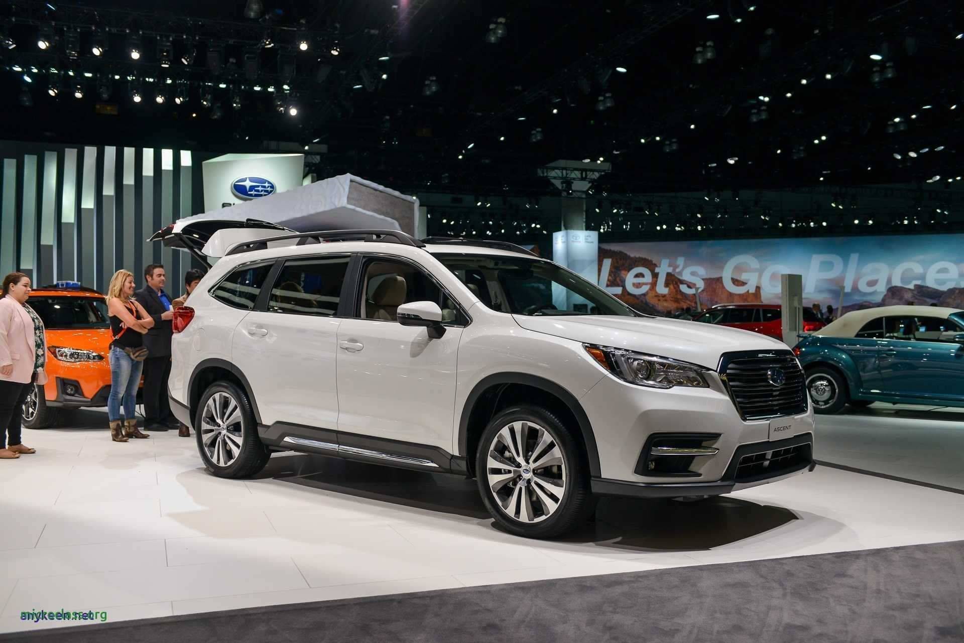 73 A 2019 Subaru Outback Turbo Hybrid Release Date And Concept