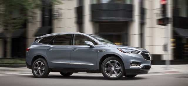 73 A 2020 Buick Enclave Spy Photos Ratings