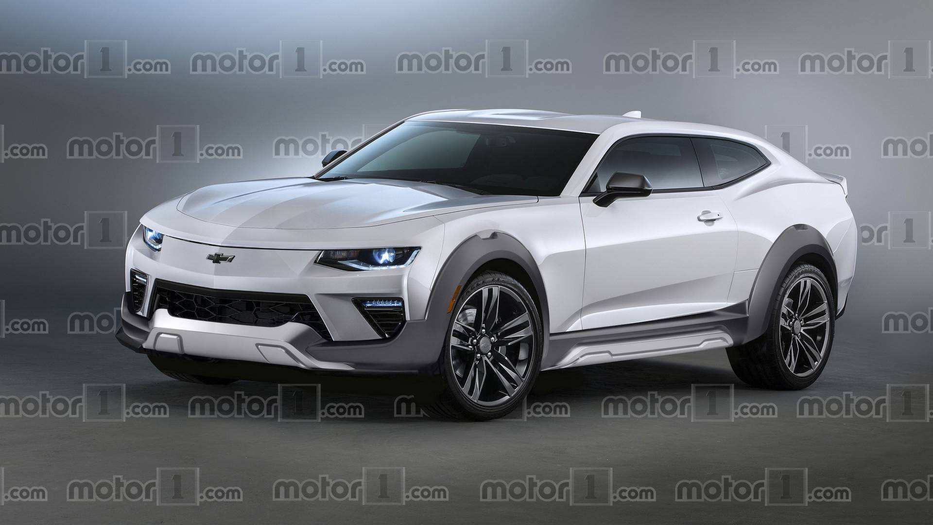 73 A 2020 Chevy Camaro Redesign