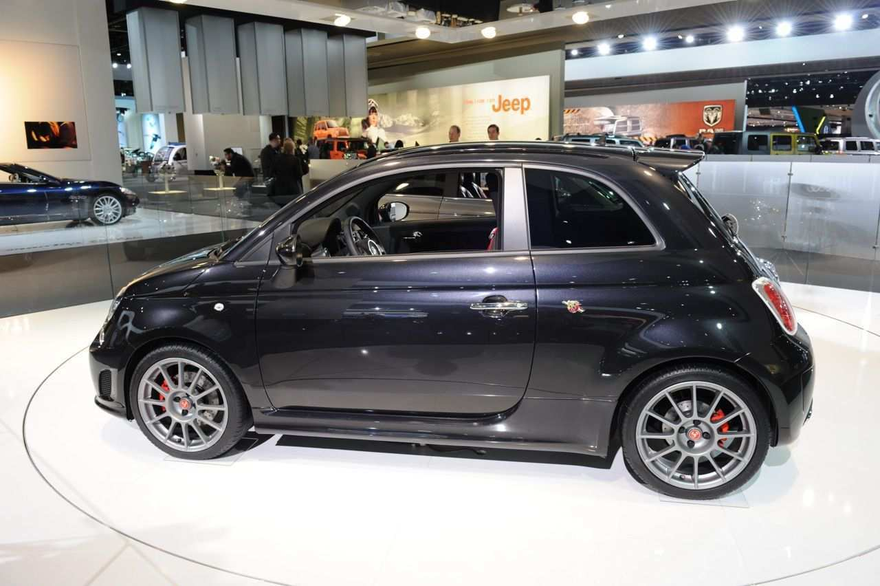 73 A 2020 Fiat 500 Abarth Configurations