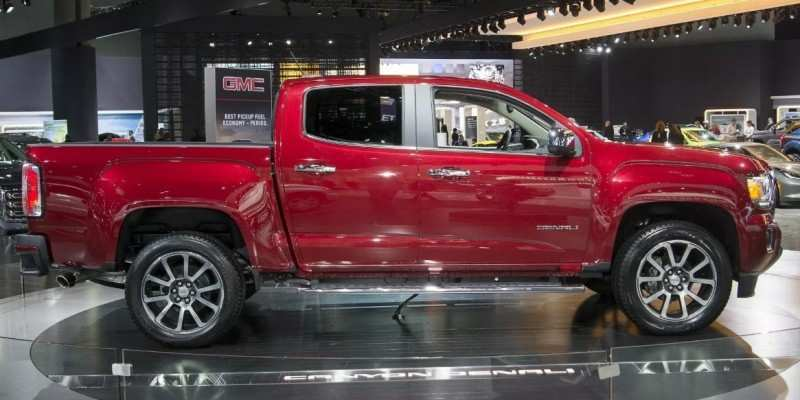 73 A 2020 GMC Canyon Specs And Review