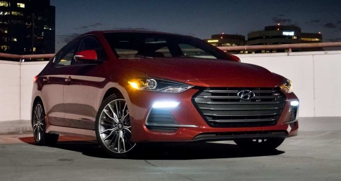 73 A 2020 Hyundai Elantra Gt New Review