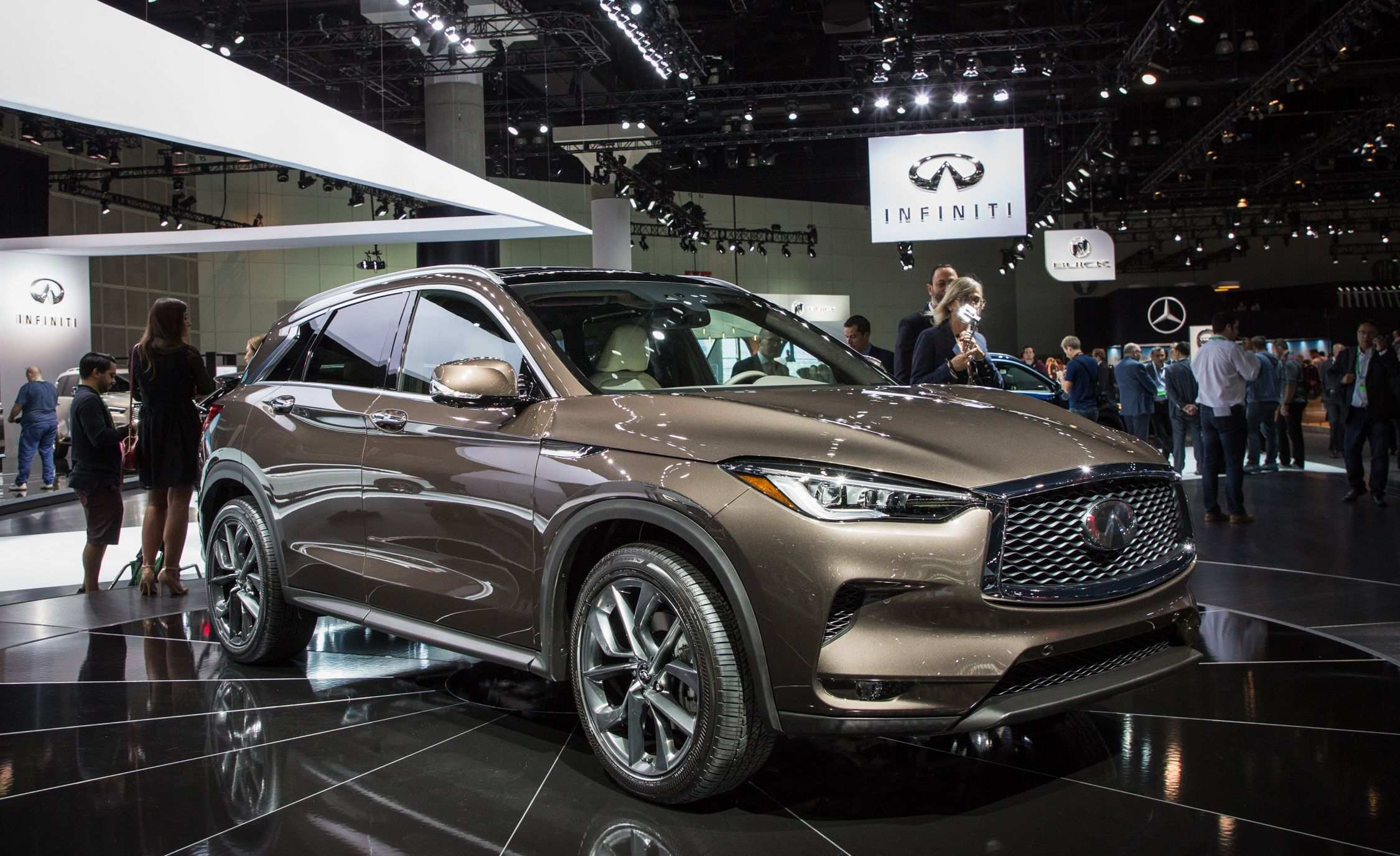 73 A 2020 Infiniti QX50 Ratings