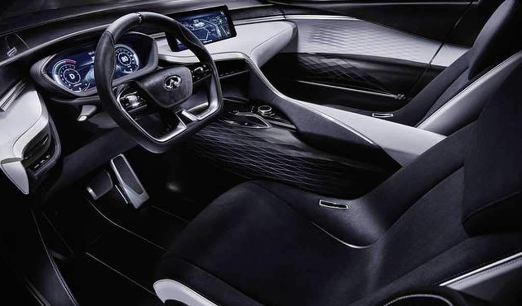 73 A 2020 Infiniti QX70 Pictures