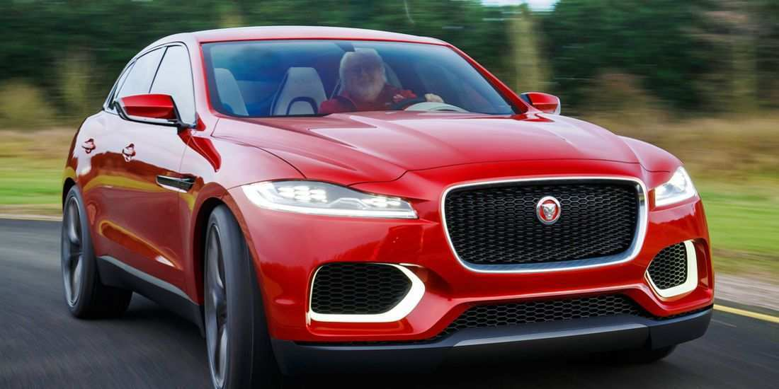 73 A 2020 Jaguar C X17 Crossover Performance