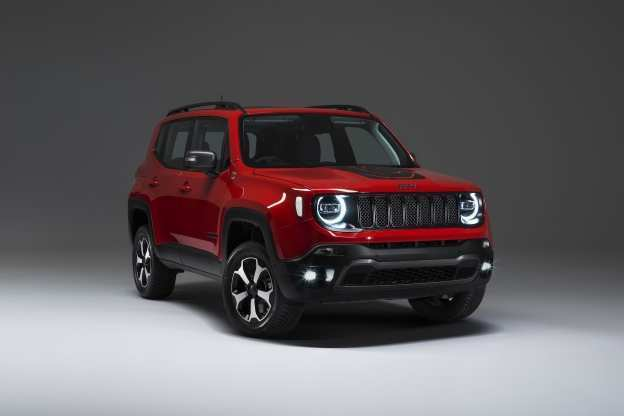 73 A 2020 Jeep Renegade Exterior and Interior