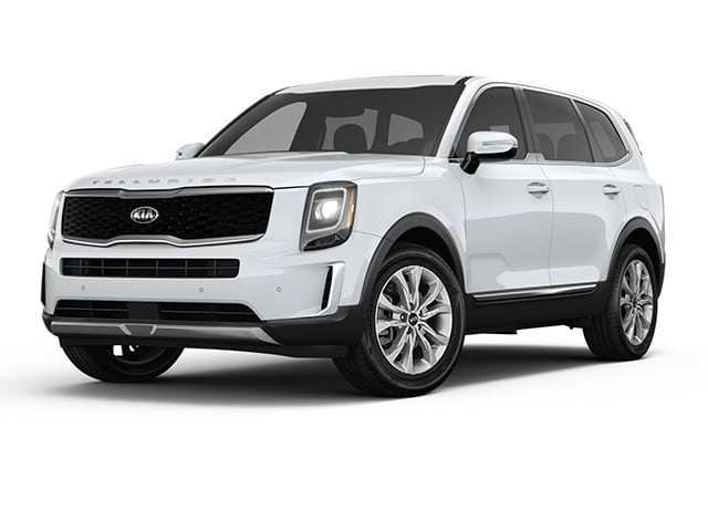 73 A 2020 Kia Telluride White Engine