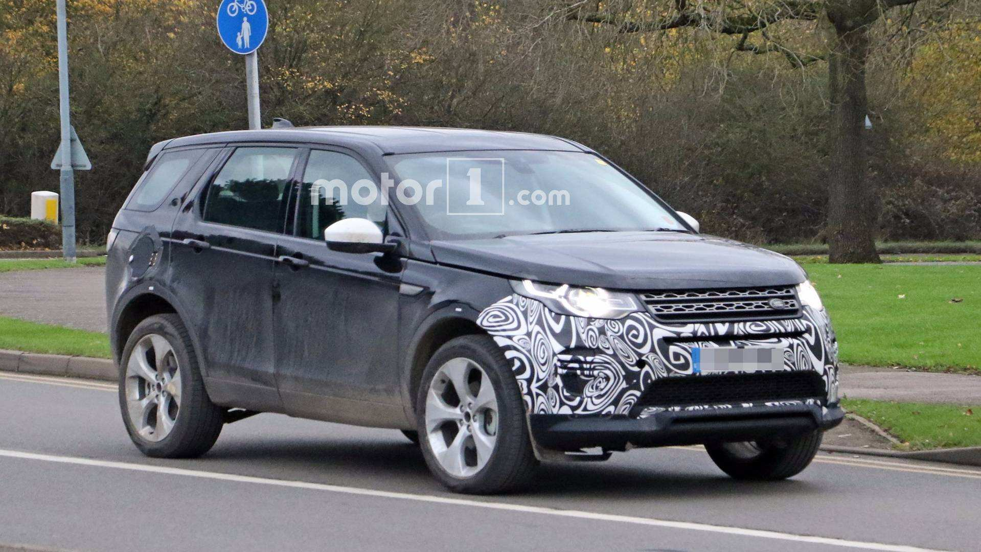 73 A 2020 Land Rover Discovery Sport Concept And Review