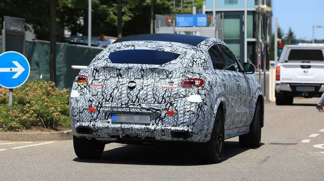 73 A 2020 Mercedes Gle Coupe Redesign And Concept
