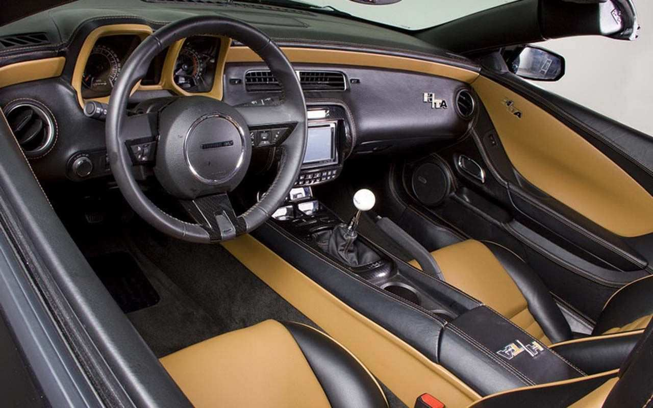 73 A 2020 Pontiac Firebird Exterior And Interior