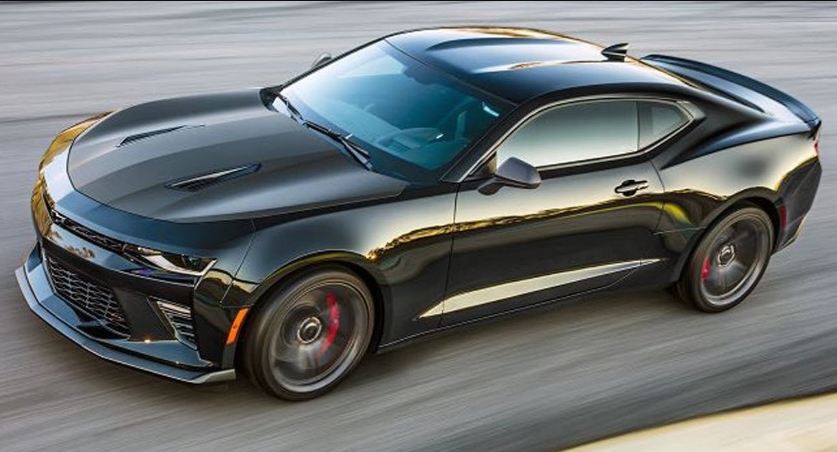 73 A 2020 The Camaro Ss Images