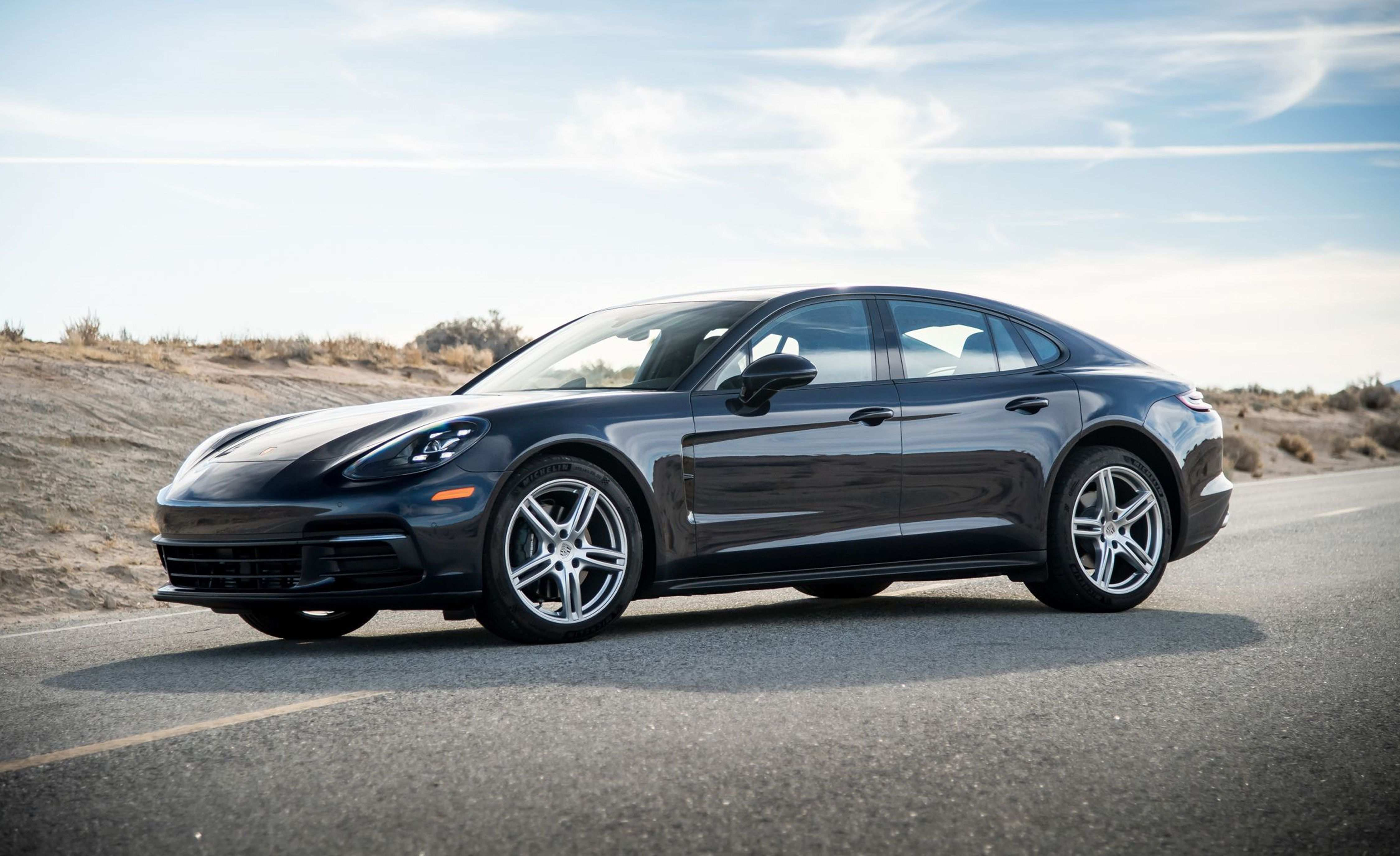 73 A 2020 The Porsche Panamera Specs And Review